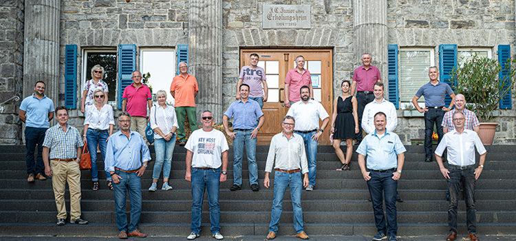 Besuch der Fachklinik in Vielbach