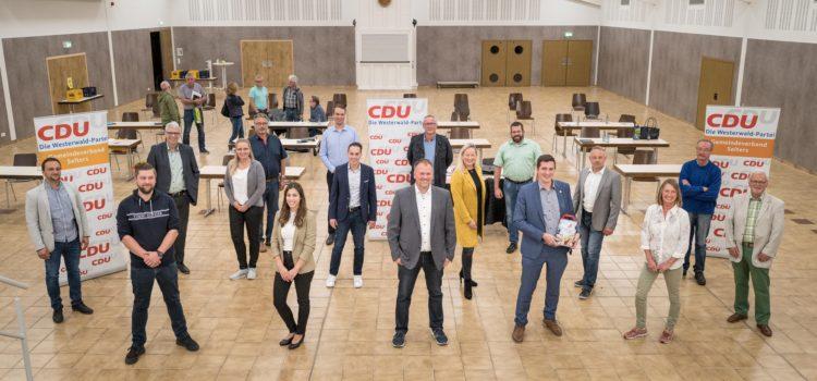 Selterser Christdemokraten wählen Axel Spiekermann an die Spitze