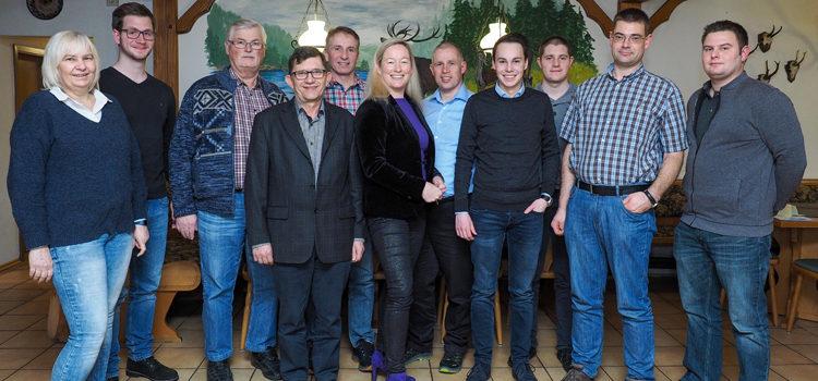 Neuwahl des Vorstandes CDU OV Selters
