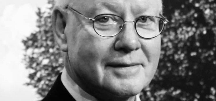 Die CDU trauert um Joachim Hörster