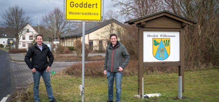 Janick Pape besucht die Orte in der Verbandsgemeinde Selters! Zu Besuch in Goddert, Marienrachdorf, Schenkelberg, Sessenhausen, Weidenhahn und Ewighausen!
